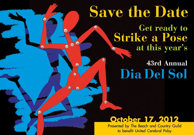2012 Dia del Sol Save the Date