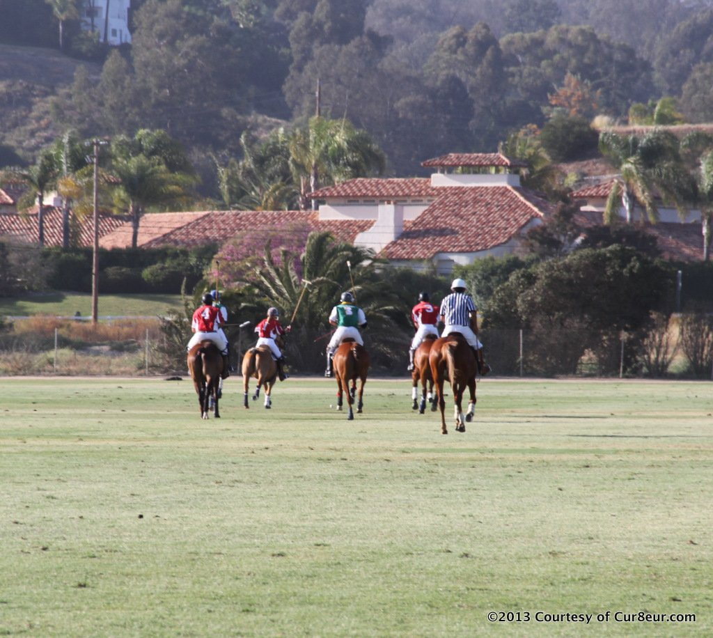 San Diego Polo Club 2013