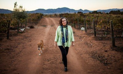 Natalia Badan - Valle De Guadalupe resident, Courtesy of New York Times, San Diego region