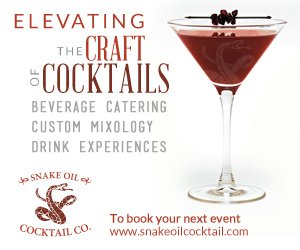 Snake Oil Cocktails