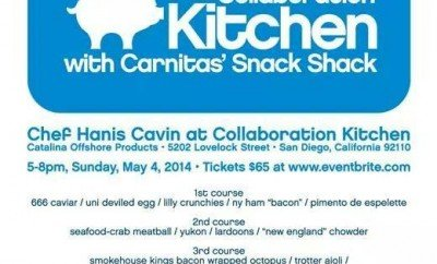 Collaboration Kitchen presents Carnitas Snack Shack
