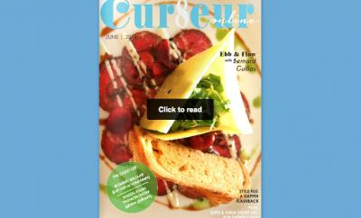 Cur8eur ONLINE June Issue, Curator of San Diego Food & Social Scene