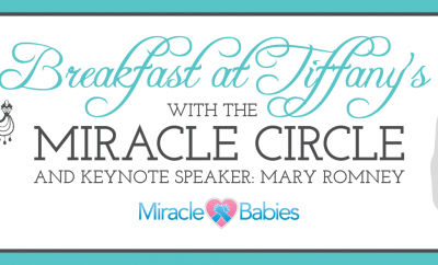 Miracle Babies, Charity Luncheon