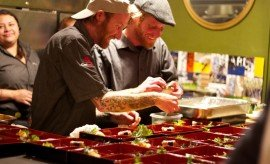 Chef Davin Waite of Wrench & Rodent, Oceanside California