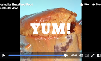 Video of Cookie Butter Cake by Buzzfeed FOOD